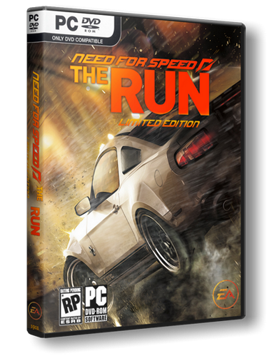 Need for Speed: The Run (2011/PC/Rus)