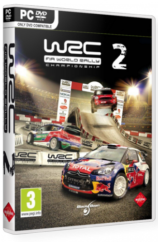 WRC 2 FIA World Rally Championship (2011/PC/RePack/Rus) by by R.G. Catalyst