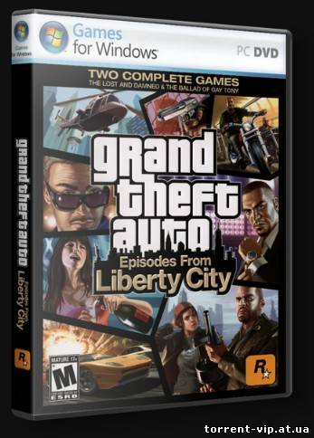 Grand Theft Auto: Episodes from Liberty City (2011/PC/Rus/RePack)