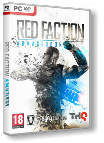 Red Faction: Armageddon .v 1.01 + 3 DLC (2011/PC/RePack/Rus) by Fenixx