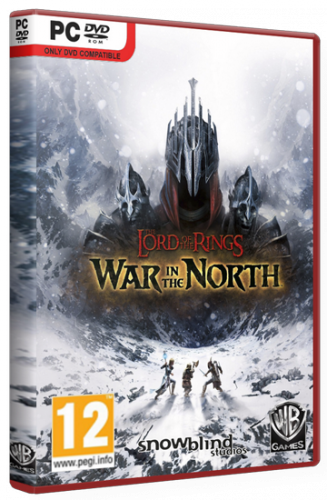 The Lord of the Rings: War in the North (2011/PC/RePack/Rus) by PROPHET
