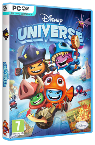 Disney Universe (2011/PC/RePack/Eng) by -Ultra-