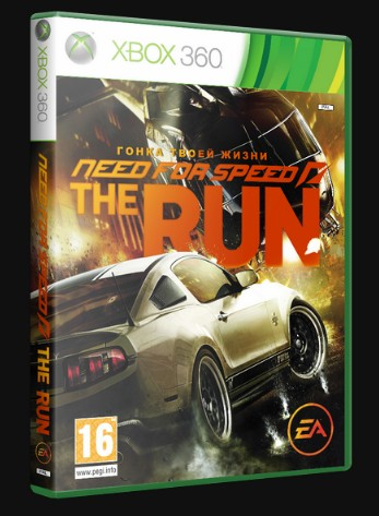Need For Speed: The Run (2011/Xbox360/Eng)