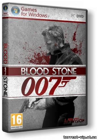 James Bond 007: Blood Stone (2010/PC/RePack/Rus) by R.G. Catalyst