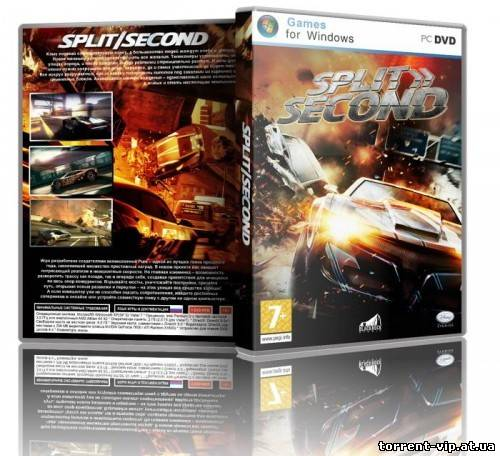 Split Second Velocity (2010/PC/RePack/Rus) by Fenixx