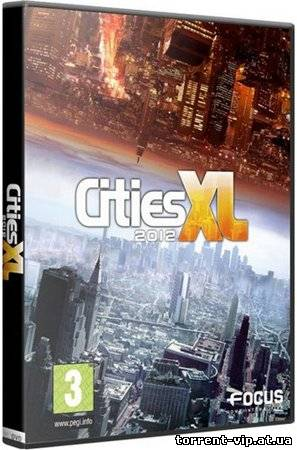 Cities XL 2012 (2011/PC/Rus/Repack)