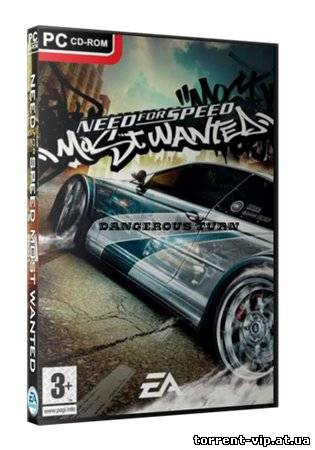 Need For Speed: Most Wanted - Dangerous Turn (2011/PC/Rus)