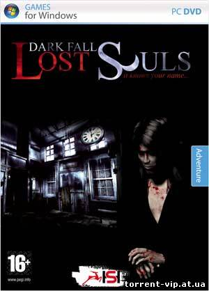 Dark Fall: Lost Souls (2009/PC/Rus)