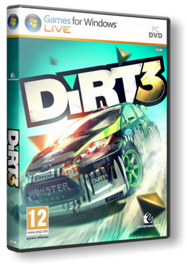 DiRT 3 (2011/PC/RePack/Rus) by R.G.Packers