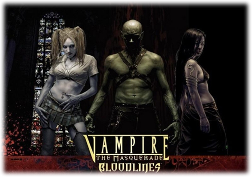 Vampire: The Masquerade Bloodlines v.1.2 (2004/PC/RePack/Rus) by R.G. ReCoding
