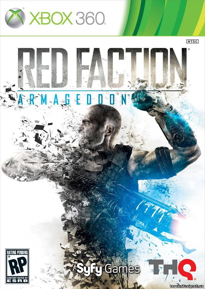 Red Faction: Armageddon (2011/Xbox360/Русский)