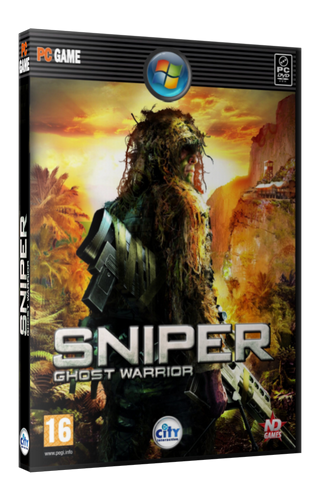 Sniper: Ghost Warrior / Снайпер: Воин - призрак (2010/PC/RePack/Rus) by R.G. UniGamers