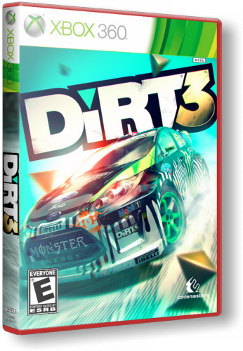 [XBOX360] DiRT 3 [Region Free] [2011 / English]