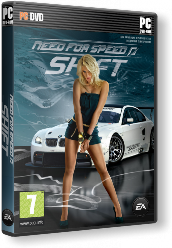 Need For Speed Shift Nascar (2009/PC/RePack/RUS)