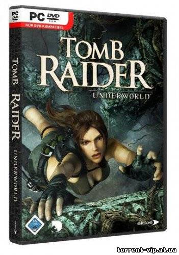 Tomb Raider: Underworld (2008/PC/Rus)