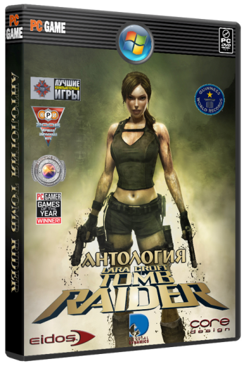 Tomb Raider - Trilogy (2006-2008/PC/RePack/Rus) by Spieler