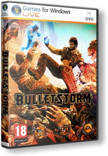 Bulletstorm: Limited Edition v.1.0.7111.0 (2011/PC/RePack/Rus) by R.G. Enwteyn