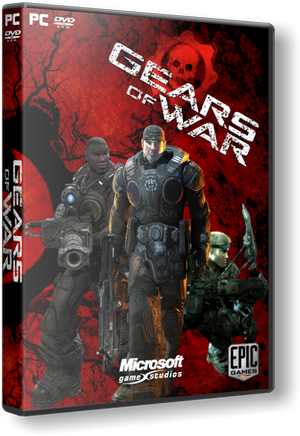 Gears of War (2007/PC/Rus/RePack) by R.G.Creative