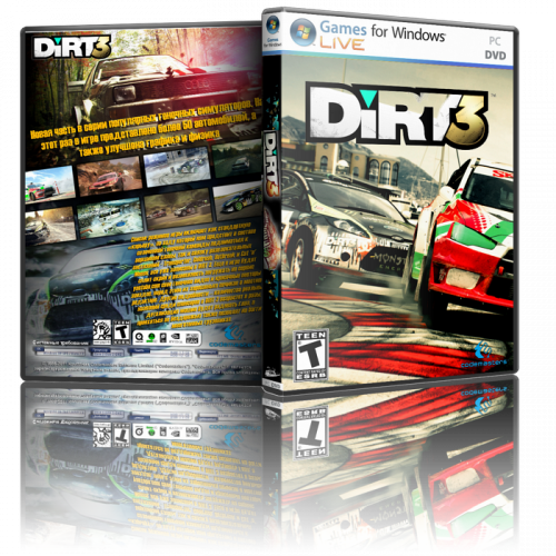 DiRT 3 (2011/PC/Rus/RePack) by R.G. Механики