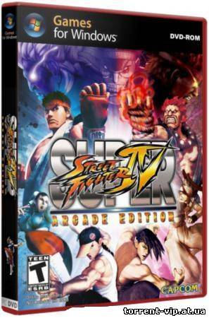 Super Street Fighter IV: Arcade Edition (2011/PC/RePack/Rus) by R.G. Механики