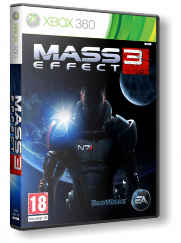Mass Effect 3: Private Beta (2011/Xbox360/Eng)