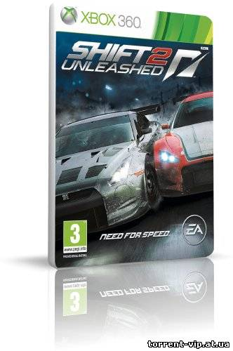 Need For Speed Shift 2:Unleashed (2011/Xbox360/Rus)