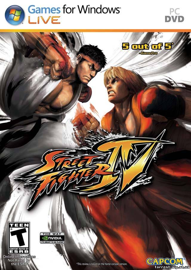 Super Street Fighter 4. Arcade Edition (2011) PC | RePack от Fenixx