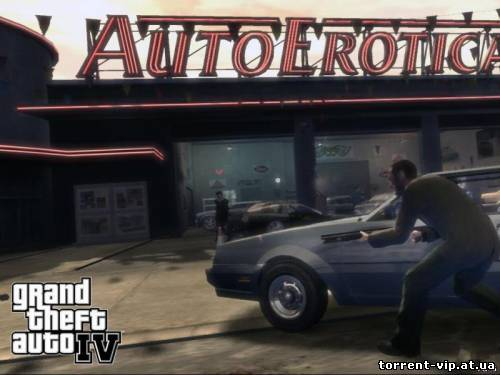 Grand Theft Auto 4 - Car Pack Final (2012/PC/ENG)