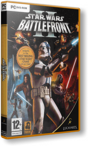 STAR WARS: BATTLEFRONT 2 ULTIMATE PACK (PANDEMIC STUDIOS) [1.3] [ENG] [REPACK]