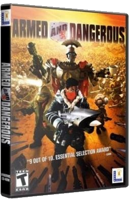 Armed and Dangerous (2003/PC/Rus)