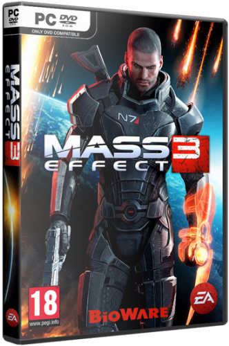 Mass Effect 3 - From Ashes DLC (2012/PC/Rus)