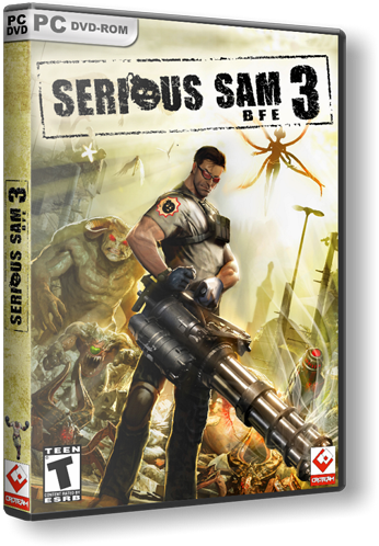 Serious Sam 3: BFE [Steam-Rip] (2011/PC/Rus/RePack)