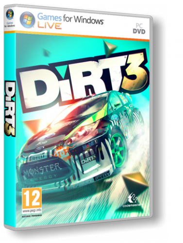 DiRT 3 Complete Edition + DLC (2012/PC/RePack/Rus) by UltraISO