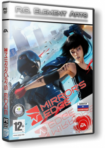 Mirror's Edge (2009/PC/RePack/Rus) by R.G. Element Arts