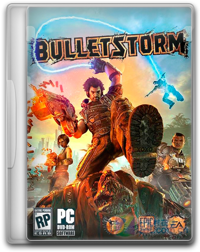 Bulletstorm Limited Edition v.1.0.7147.0 (2011/PC/RePack/Rus) by Naitro
