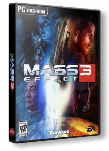 Mass Effect 3 Digital Deluxe Edition [v.1.1.5427.4] (2012/PC/Repack/Rus) by R.G. Catalyst