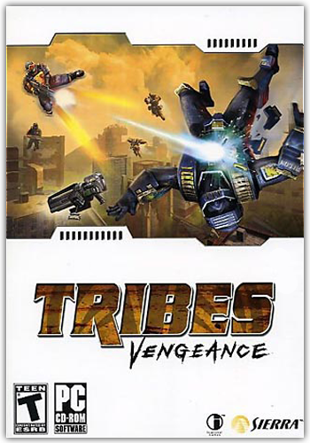 Tribes: Vengeance v.1.01 (2004/PC/RePack/Rus) by Seraph1
