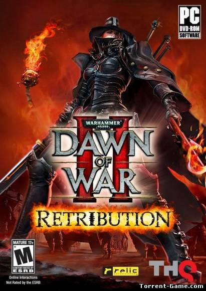 Warhammer 40,000: Dawn of War II: Retribution + DLC's (Buka Entertainment) (MULTi2|RUS) [L|Steam-Rip]