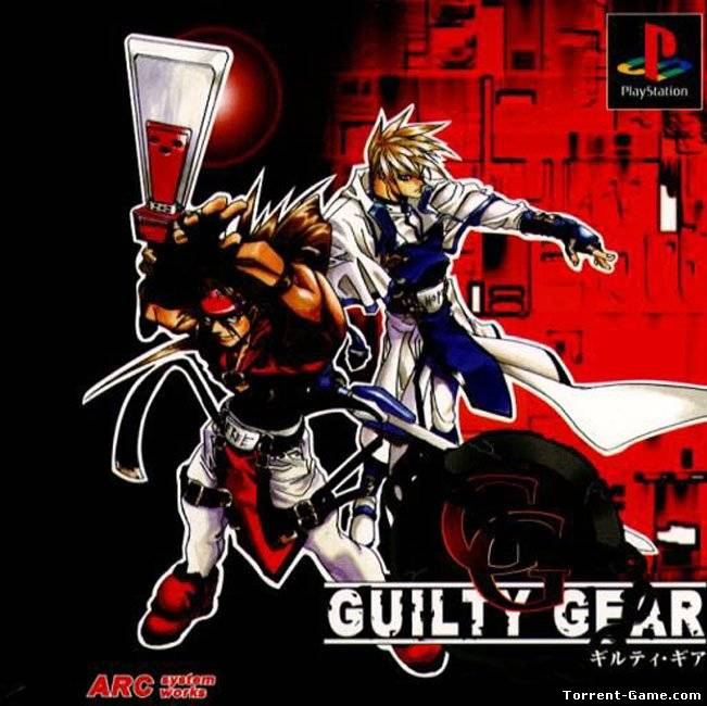 Guilty Gear Gold [Lossless RePack] [2001-2005] [Eng|Jap]