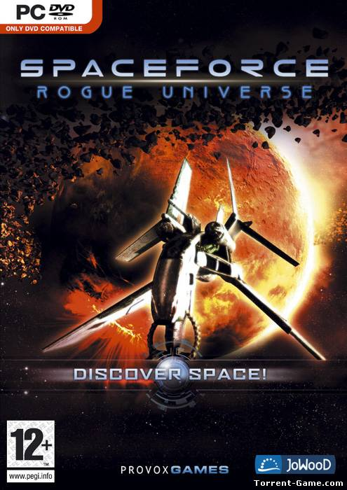 Space Force: Враждебный Космос / Space Force: Rogue Universe [RePack] [2007|Rus]