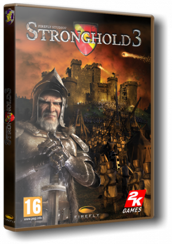 Stronghold 3: Gold Edition v1.10.27781 + 6 DLC (1C-СофтКлаб) (RUS / RUS) [Repack] от R.G. ReCoding