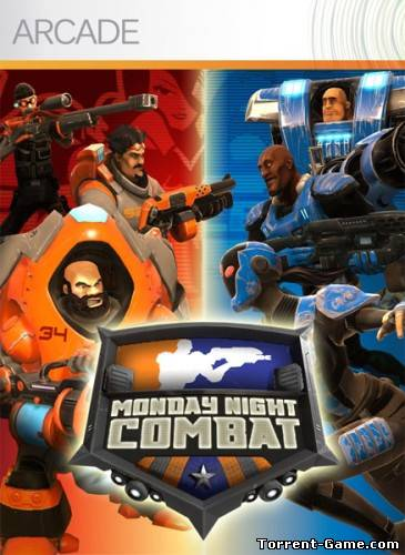 Monday Night Combat (2011/PC/RePack/Rus) by Fenixx