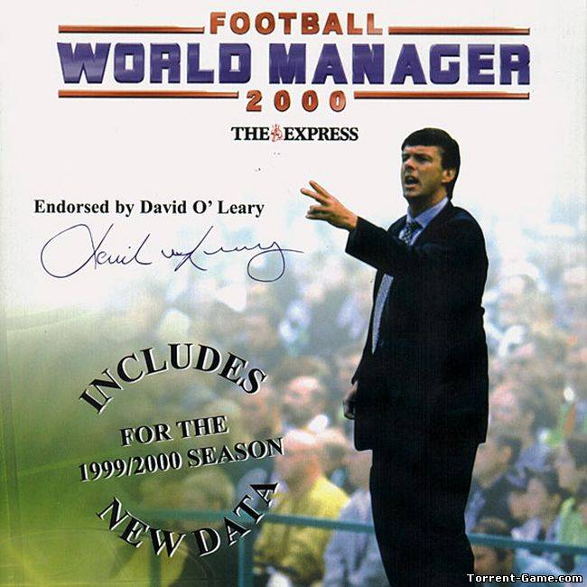 Football World Manager 2000 (2000) [RUS] [P]