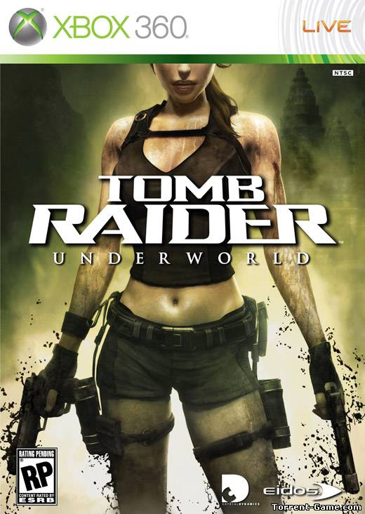 [XBOX360] Tomb Raider Underworld [Region free][RUS]