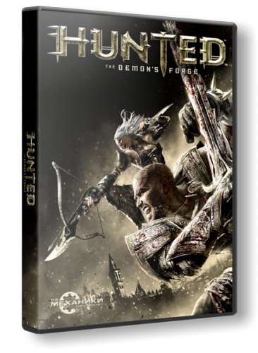 Hunted: Кузня демонов / Hunted: The Demon's Forge (2011/PC/RePack/RUS)
