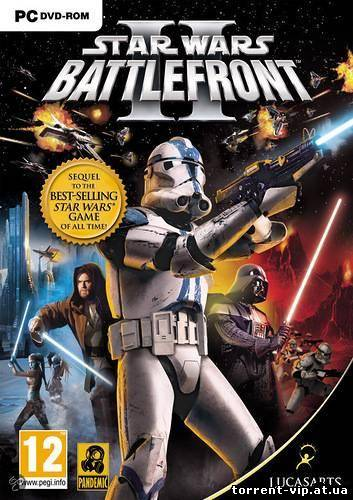 Star Wars - Battlefront 2 (2005/PC/RePack/Rus)