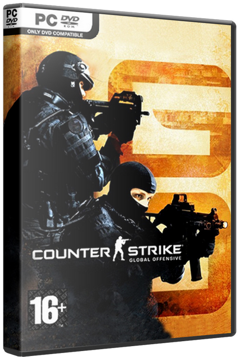 Counter-Strike: Global Offensive (Valve Corporation) (RUS\MULTi24) [L|Steam-Rip]