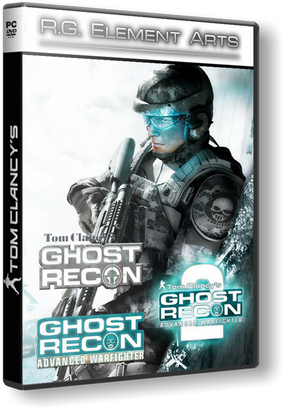 Tom Clancy's Ghost Recon - Trilogy (2001-2007) PC | RePack от R.G. Element Arts