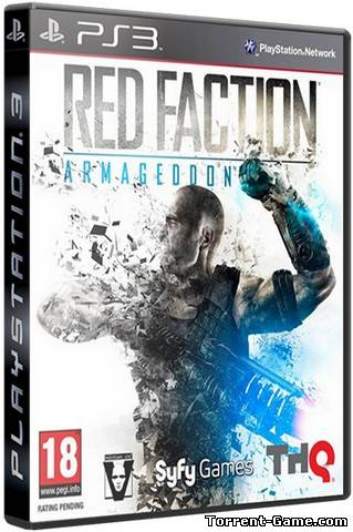 Red Faction: Armageddon (2011) PS3