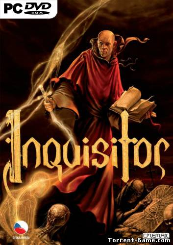 Inquisitor (2012) [Лицензия, Английский|Чешский, RPG (Rogue/Action) / Isometric] [THETA]